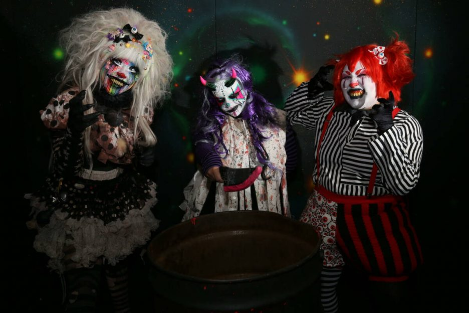A scene from Vegas Fright Nights at Opportunity Village. (Opportunity Village)