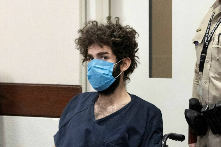 Shawn McDonnell, one of three people charged in a Henderson and Arizona shooting spree that lef ...