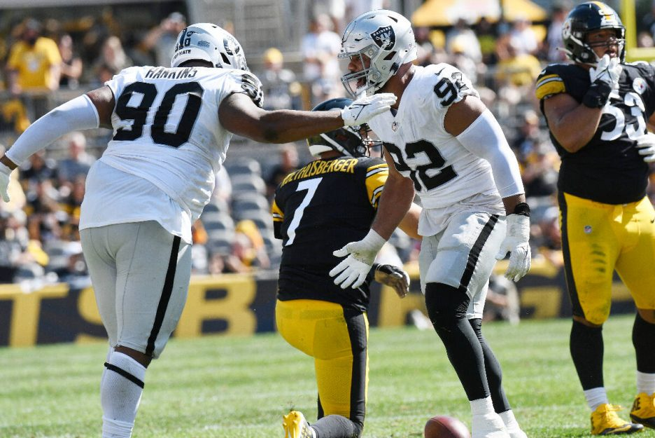 3 quick takeaways from Raiders-Steelers game