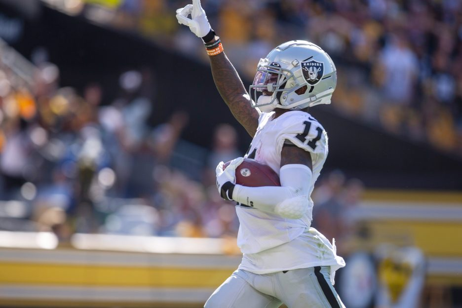 Derek Carr-Henry Ruggs connection delivers in Raiders' win