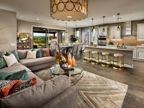 Trilogy Sunstone Age-qualified community Trilogy Sunstone will debut eight new model homes Sep ...