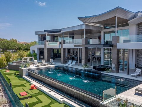 The No. 1 most expensive house listed on the Multiple Listing Service is the $32.5 million on 2 ...