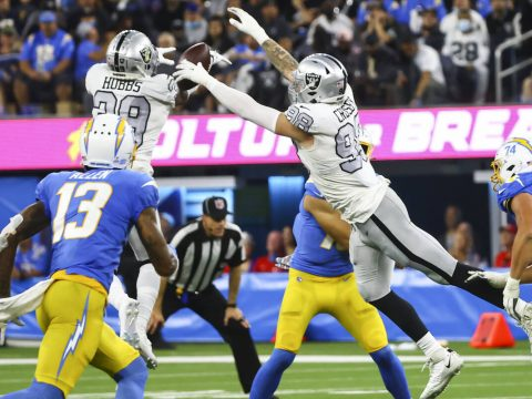 Raiders report: Depleted secondary adds new face